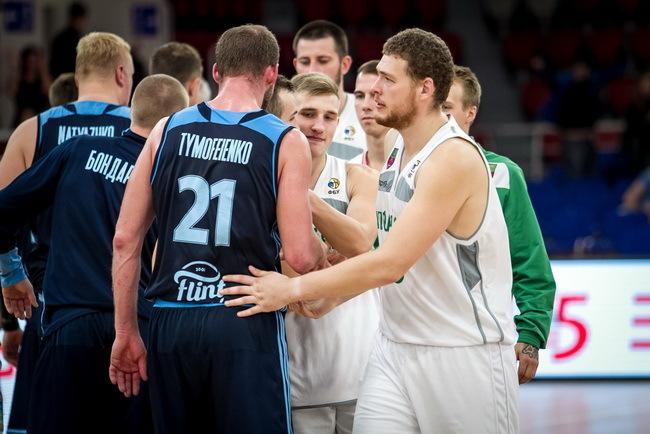 Днепр стал лидером чемпионата Украины по баскетболу / fbu.ua