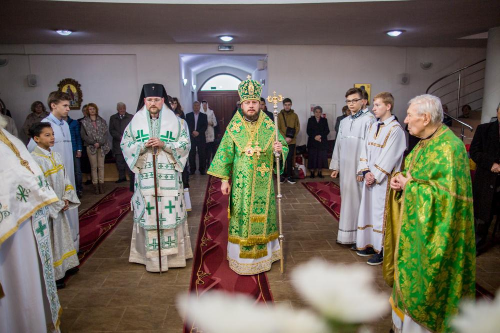 Епископ Житомирский Виктор принял участие в праздничных мероприятиях в Словакии / news.church.ua