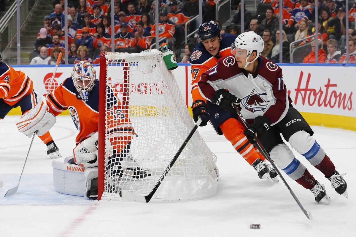 Колорадо перервав серію поразок у матчі з Едмонтон / Reuters