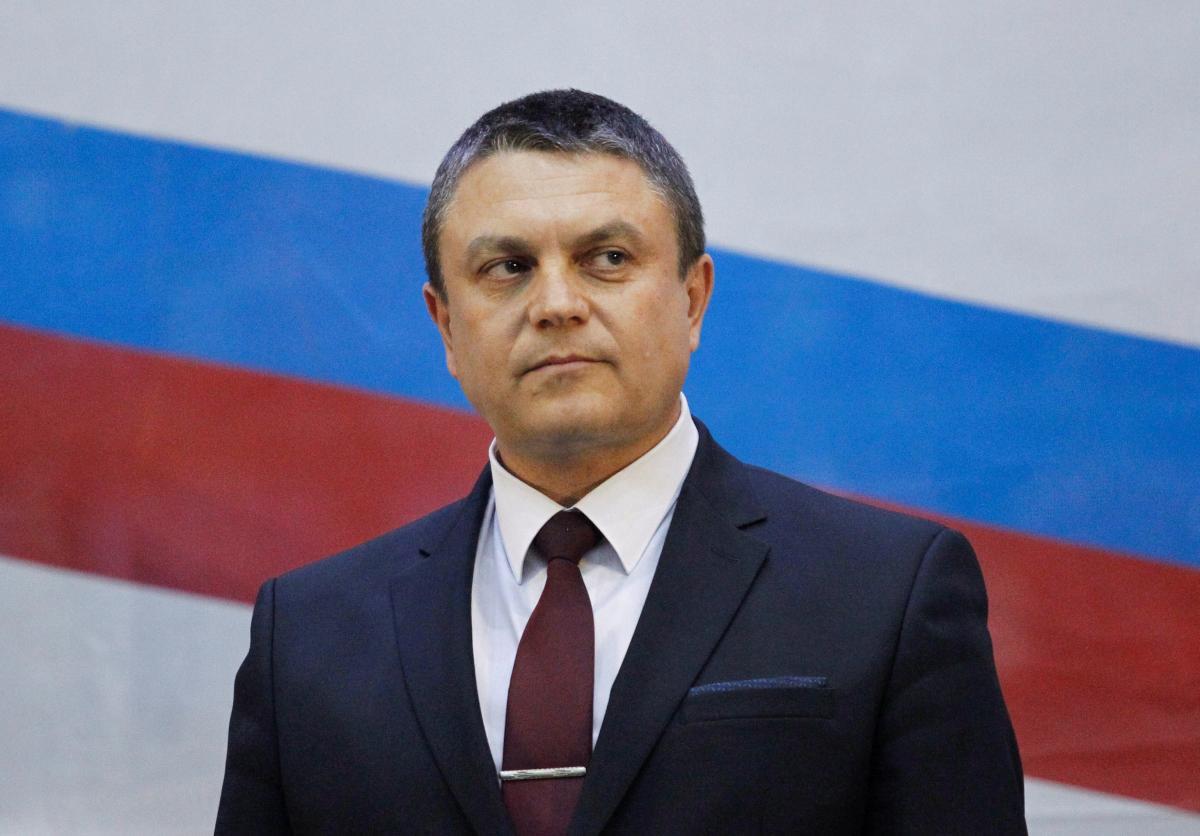 Леонид Пасечник / REUTERS