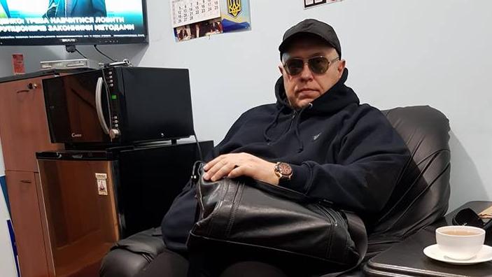 По словам адвоката, на днях Павловскийупал и получил сотрясение мозга / facebook.com/igor.pavlik.5682
