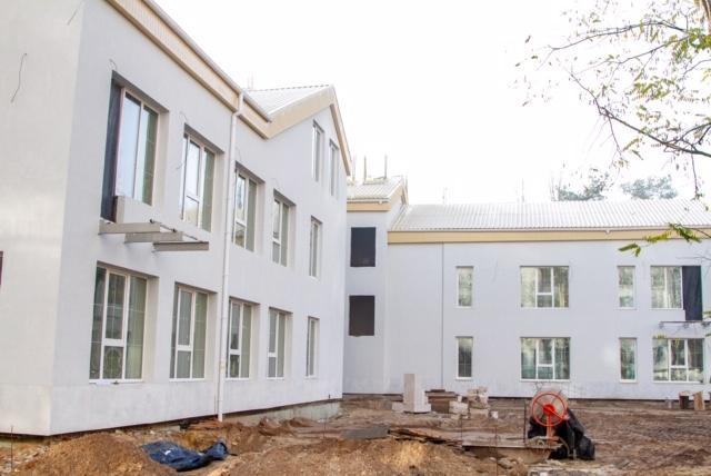 У 2019 році у Дарницькому районі Києва буде відкрито садок із групами для реабілітації дітей із ДЦП / фото kyivcity.gov.ua