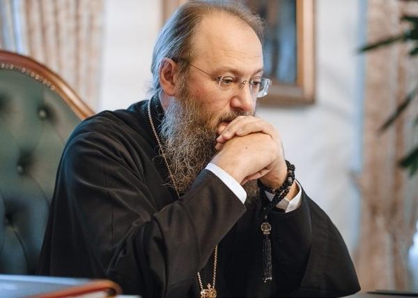 Митрополит Антоній / foma.in.ua