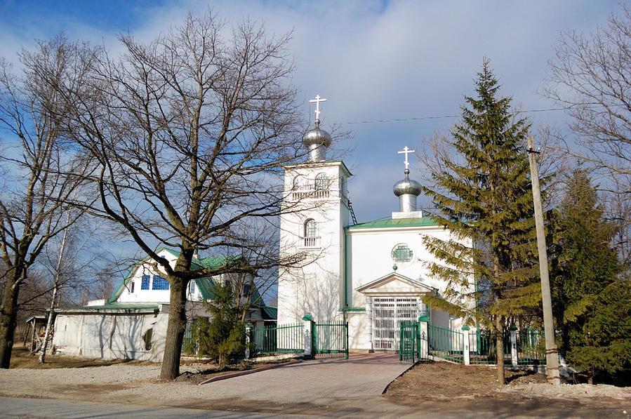 Православные в Эстонии отметили 80-летие храма Преображения Господня / orthodox.ee