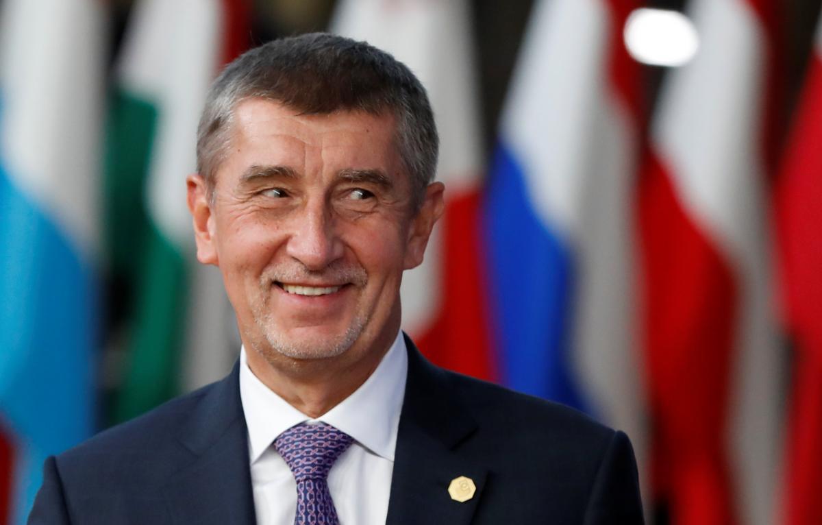 Премьер-министр Чехии Андрей Бабіш / REUTERS
