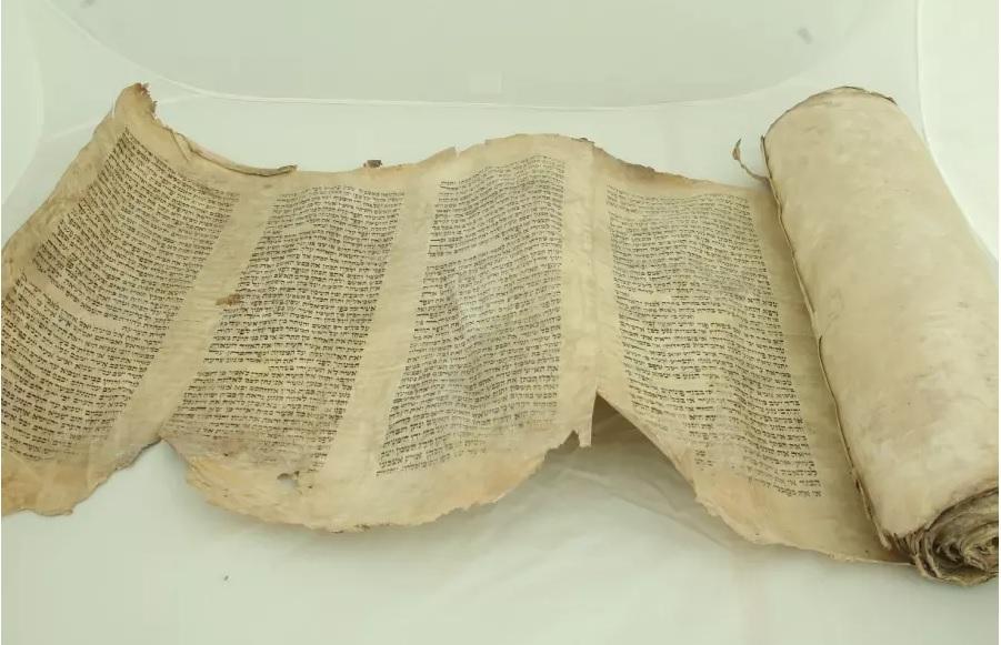 150-летний свиток Торы / SHEM OLAM