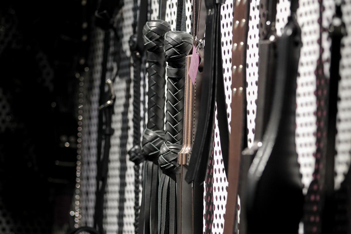 Думать, что плетка — это кусок обработанной кожи с твердой ручкой и мягким хвостом, немного неправильно / ua.depositphotos.com