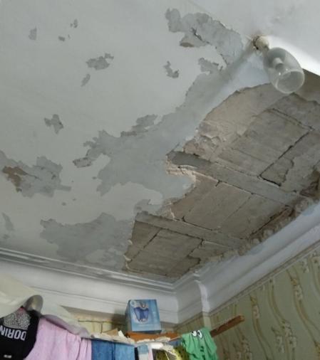 """Чому стеля обвалилася встановлює комісія / """"В місті Дніпро"""""""
