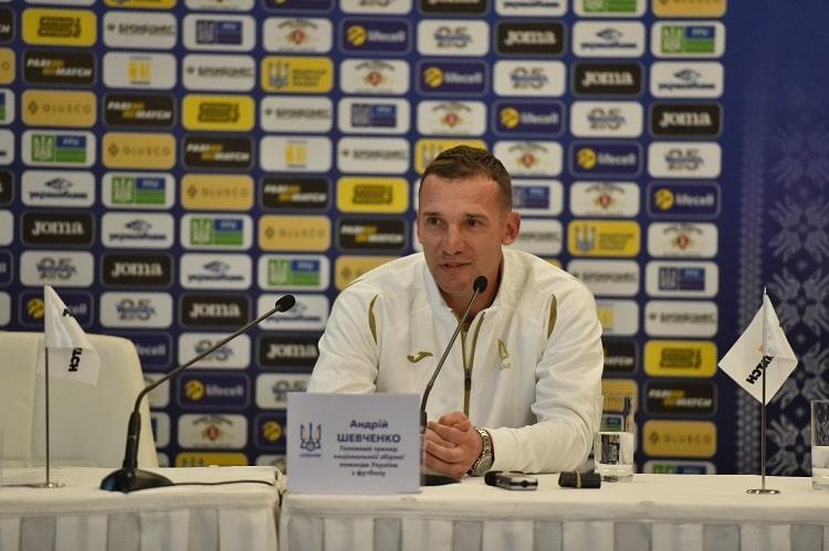 Команда под руководством Андрея Шевченко выиграла дебютный турнир Лиги наций / ffu.ua