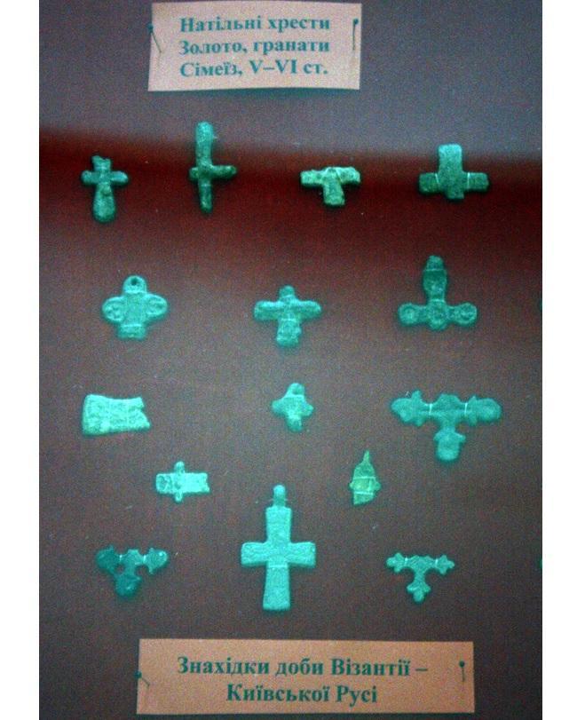 У Переяславі експонуєтьсяунікальна колекція хрестиків / visnik-press.com.ua