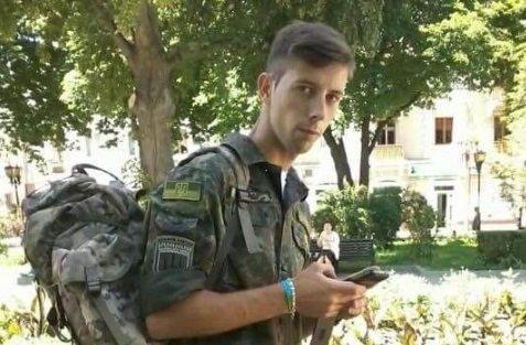 Марьян нес службу на Донбассе в составе медицинского батальона \ 0352.ua