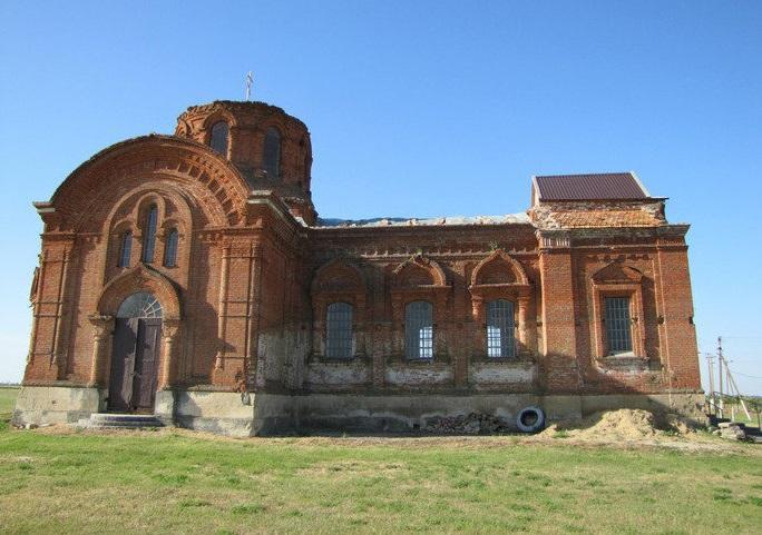 В сети показали красоту старейшего храма Мелитопольщины / 0619.com.ua