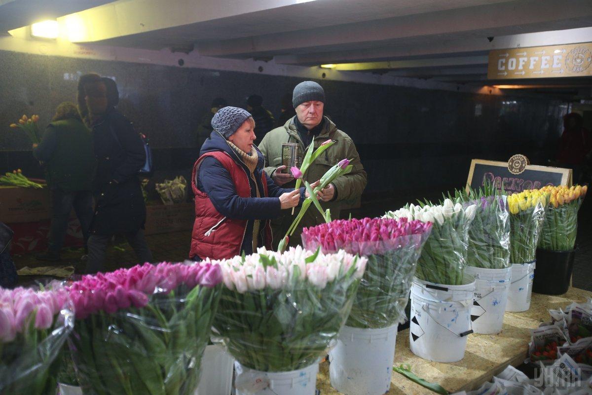 Судьба 8 марта зависит от нардепов / фото УНИАН