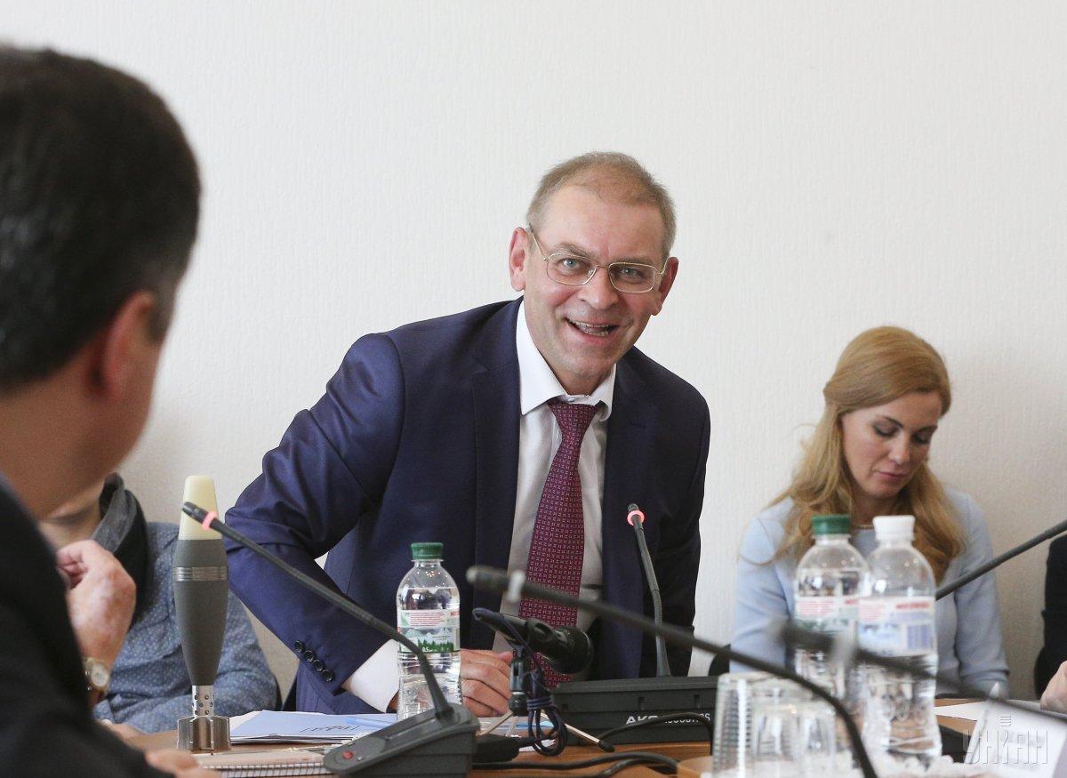 Пашинский пытался инициировать законопроект, который бы вернул «ответственность за ложь» / фото УНИАН