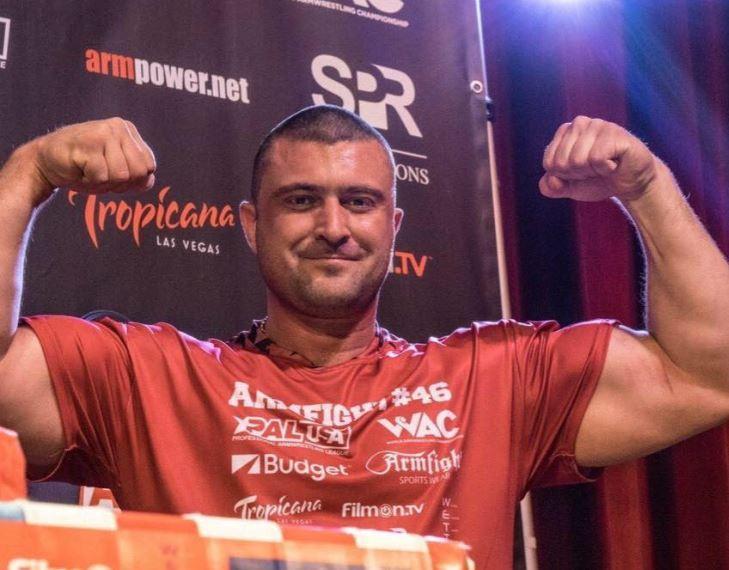 Известный украинский спортсмен Андрей Пушкарь погиб в аварии / Facebook, Андрей Пушкарь