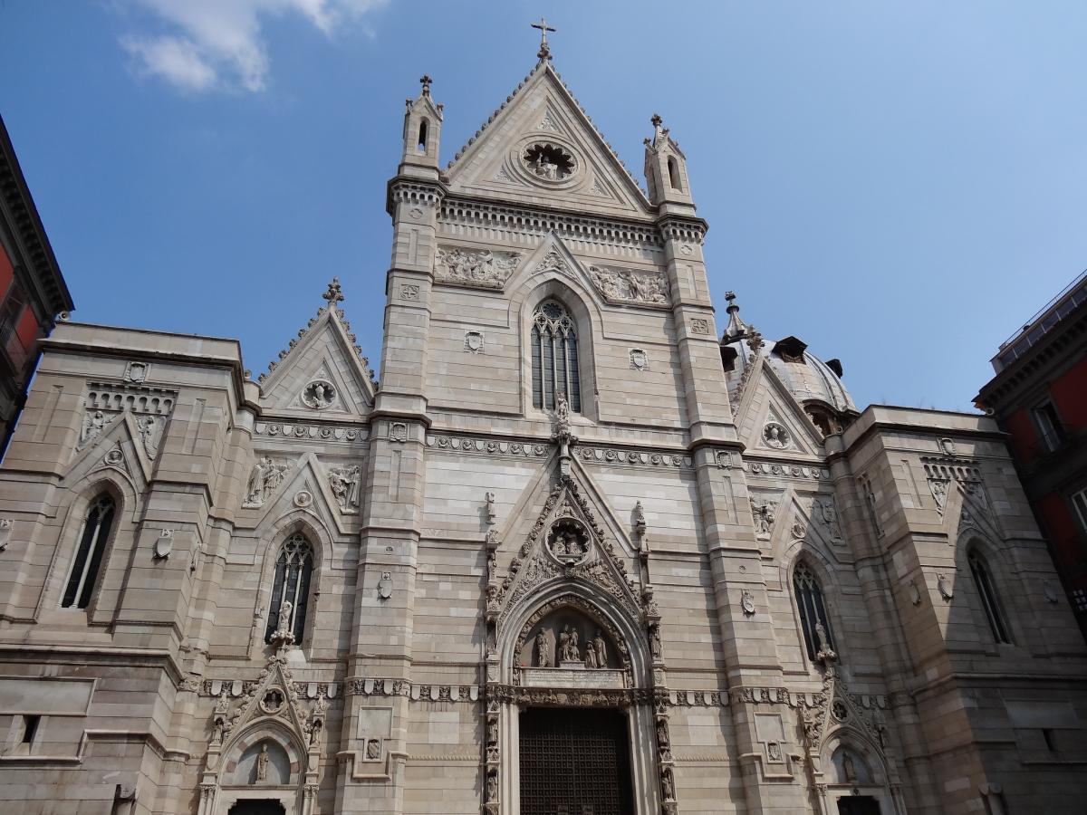 Собор Святого Януария, Неаполь / tonkosti.ru