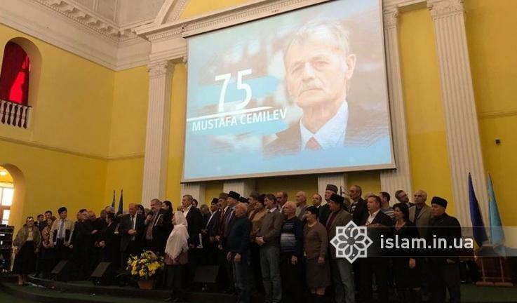 Мустафу Джемилева наградили медалью «За служение Исламу и Украине» / islam.in.ua