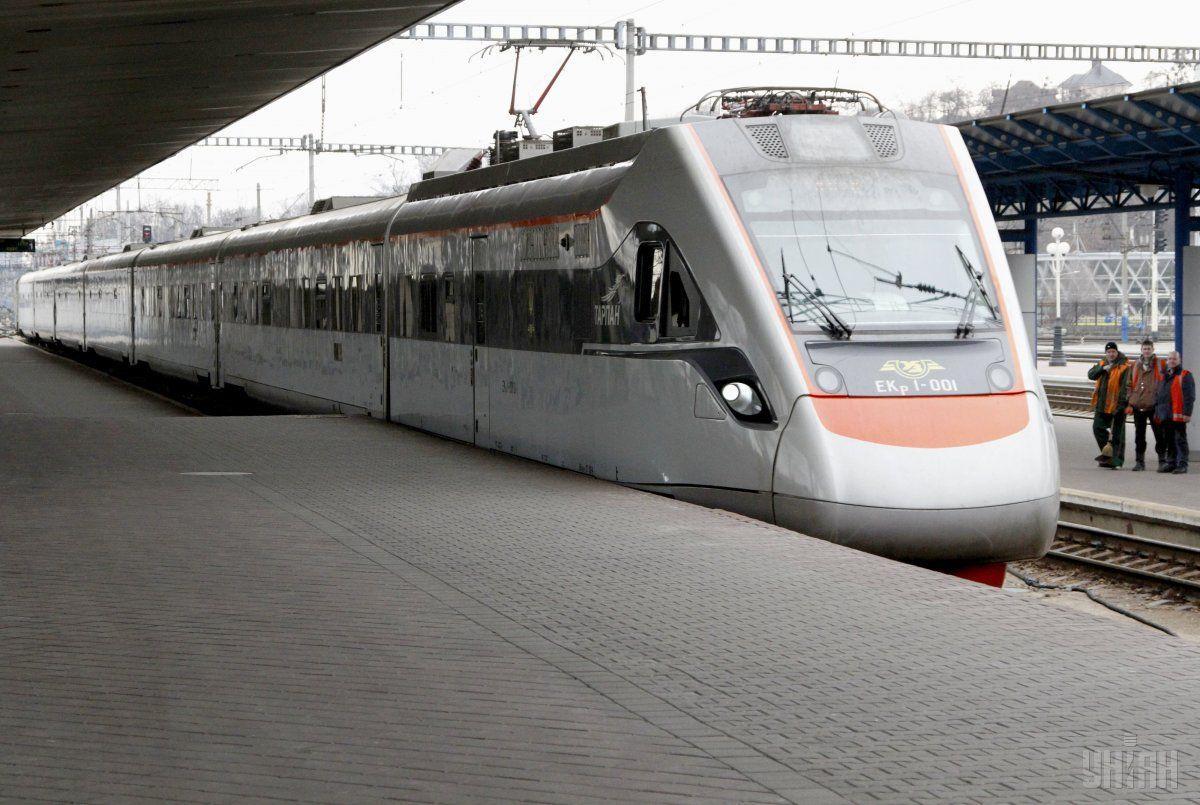 Запорожье: УЗназначила дополнительные рейсы поезда Киев