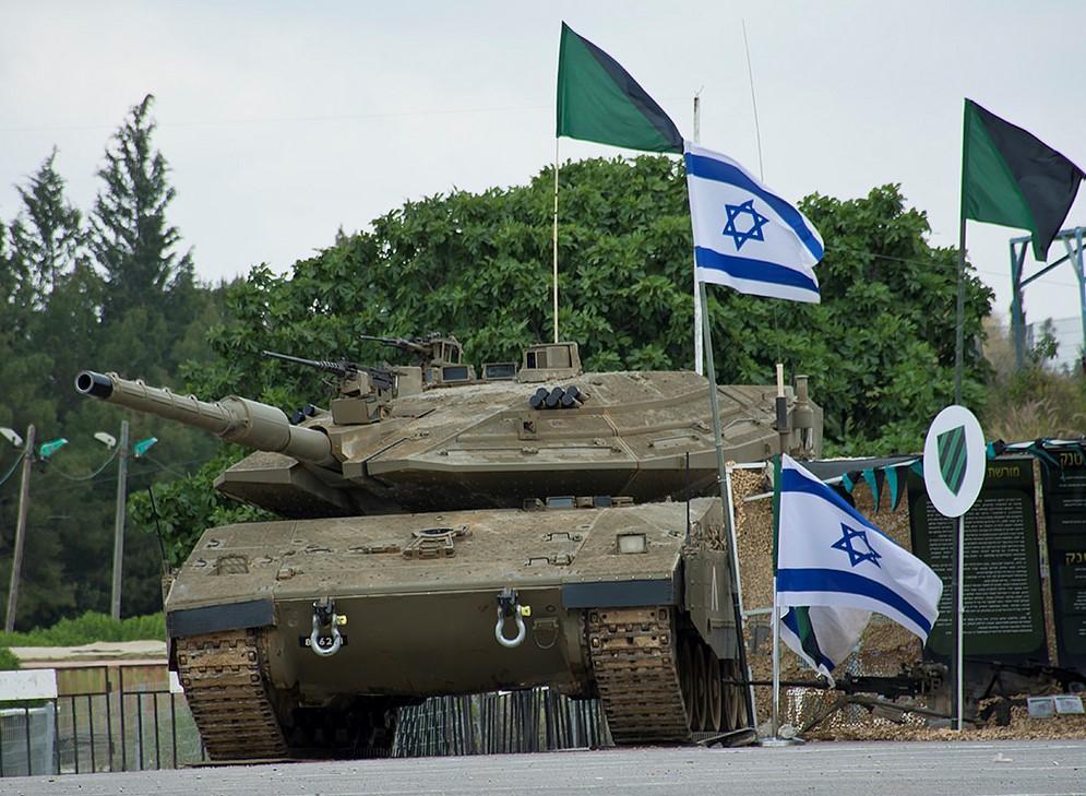 Т-14 России будет легкой добычей для израильского Меркава IV по одной причине / Flickr/Zachi Evenor