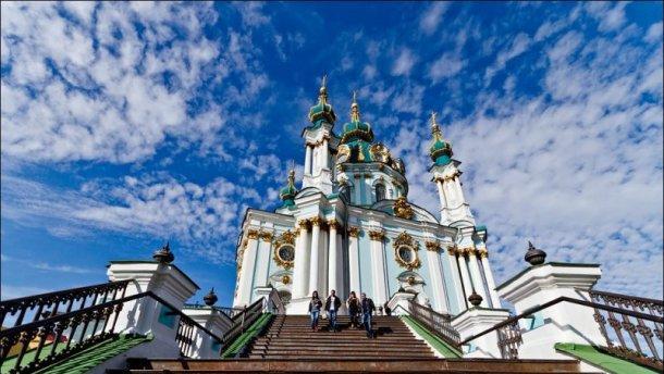 Андреевская церковь / 24tv.ua
