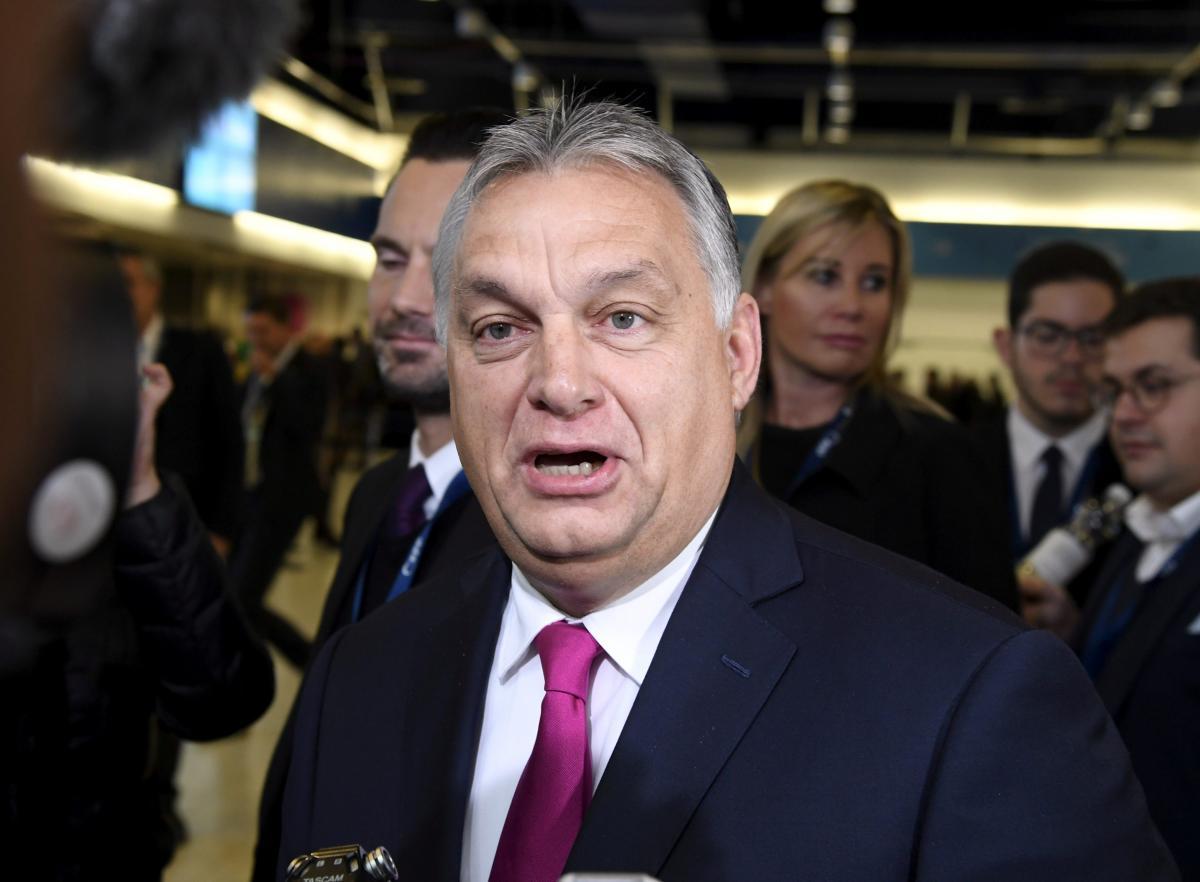 Виктор Орбан / REUTERS