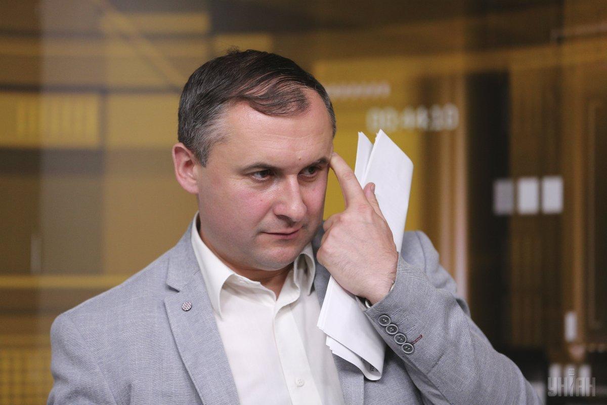 Слободян сообщил, что потерпевший без сознания / фото УНИАН