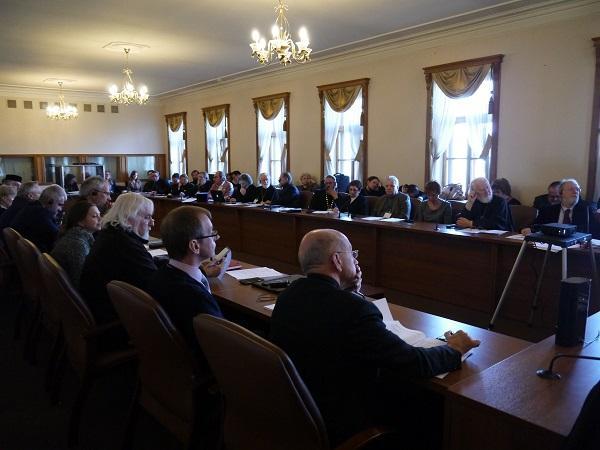 В ходе конференции обсудили вопросы искажения духовной жизни при душевных заболеваниях / monasterium.ru