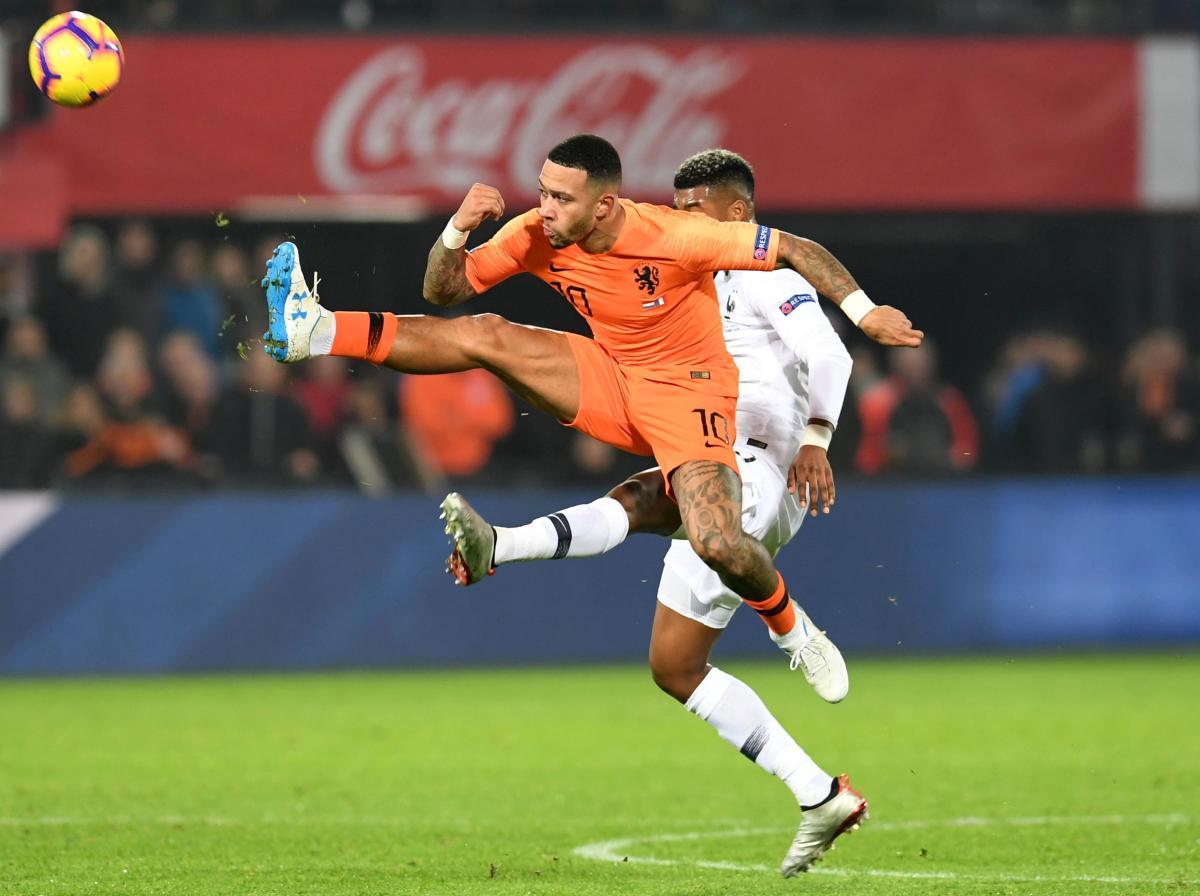 Голландія - Франція - 2:0 / REUTERS