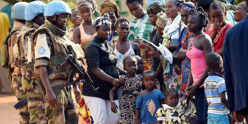 В Африке более 40 человек погибли при нападении на католический собор / sedmitza.ru