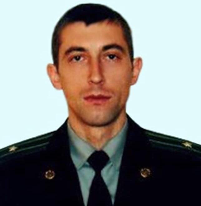 В больнице скончался майор Вадим Березинский, которого сбили контрабандисты / фото facebook/mvs.gov.ua