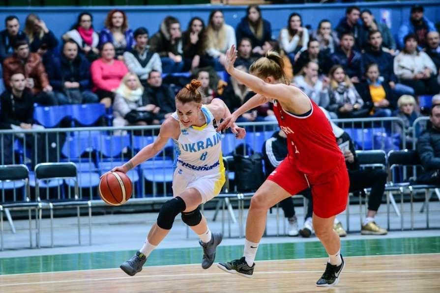 Сборная Украины уверенно обыграла Болгарию / FIBA
