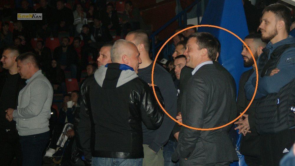 """Гнап показал фото с якобы """"Мультиком"""" / фото facebook.com/gnap.ua"""