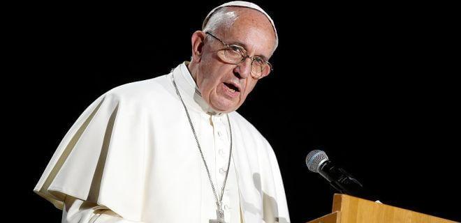 Папа римский Франциск (фото - Getty Images)