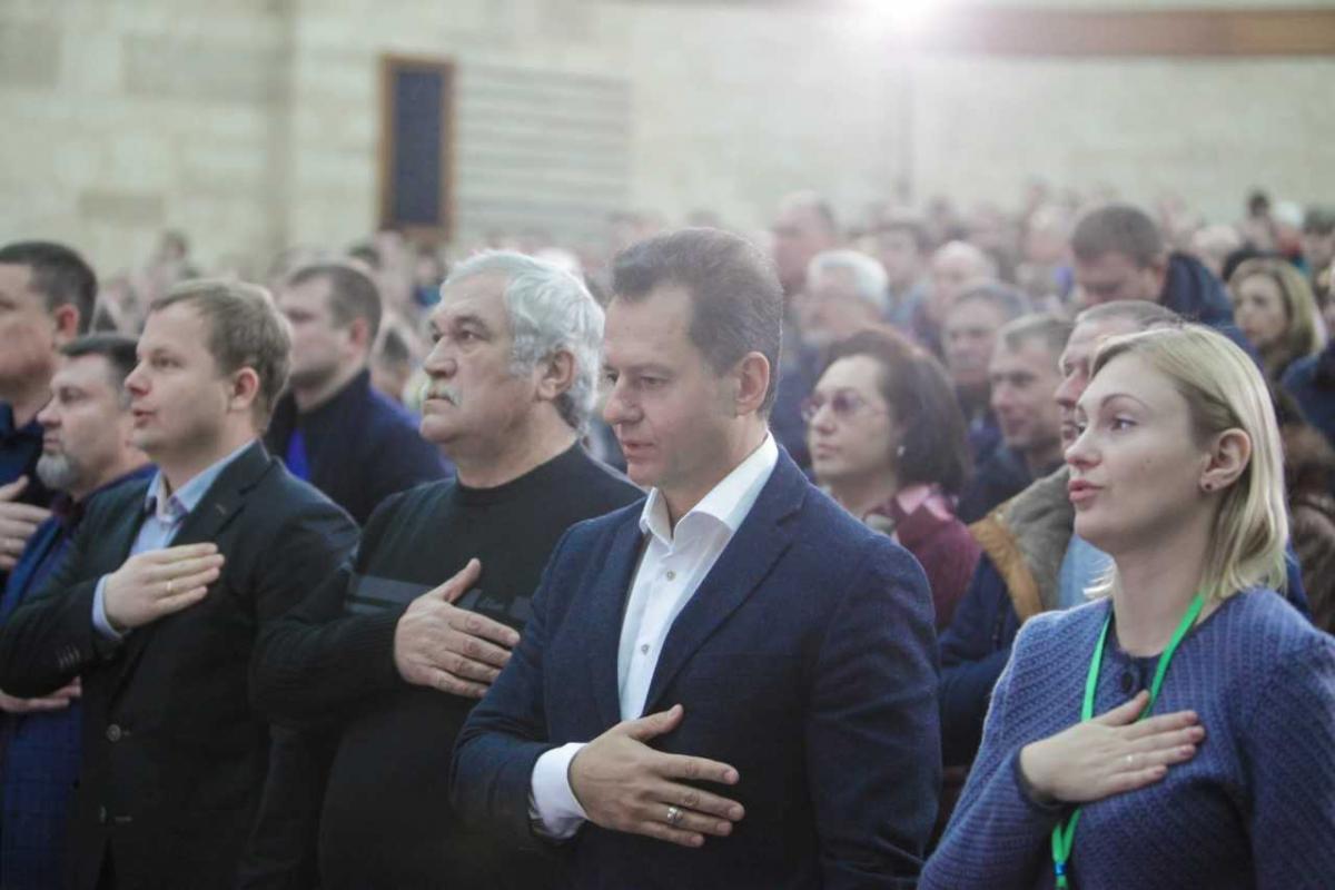 Офіційно результати президентських праймеріз УКРОПу буде оголошено 5 грудня \ УКРОП