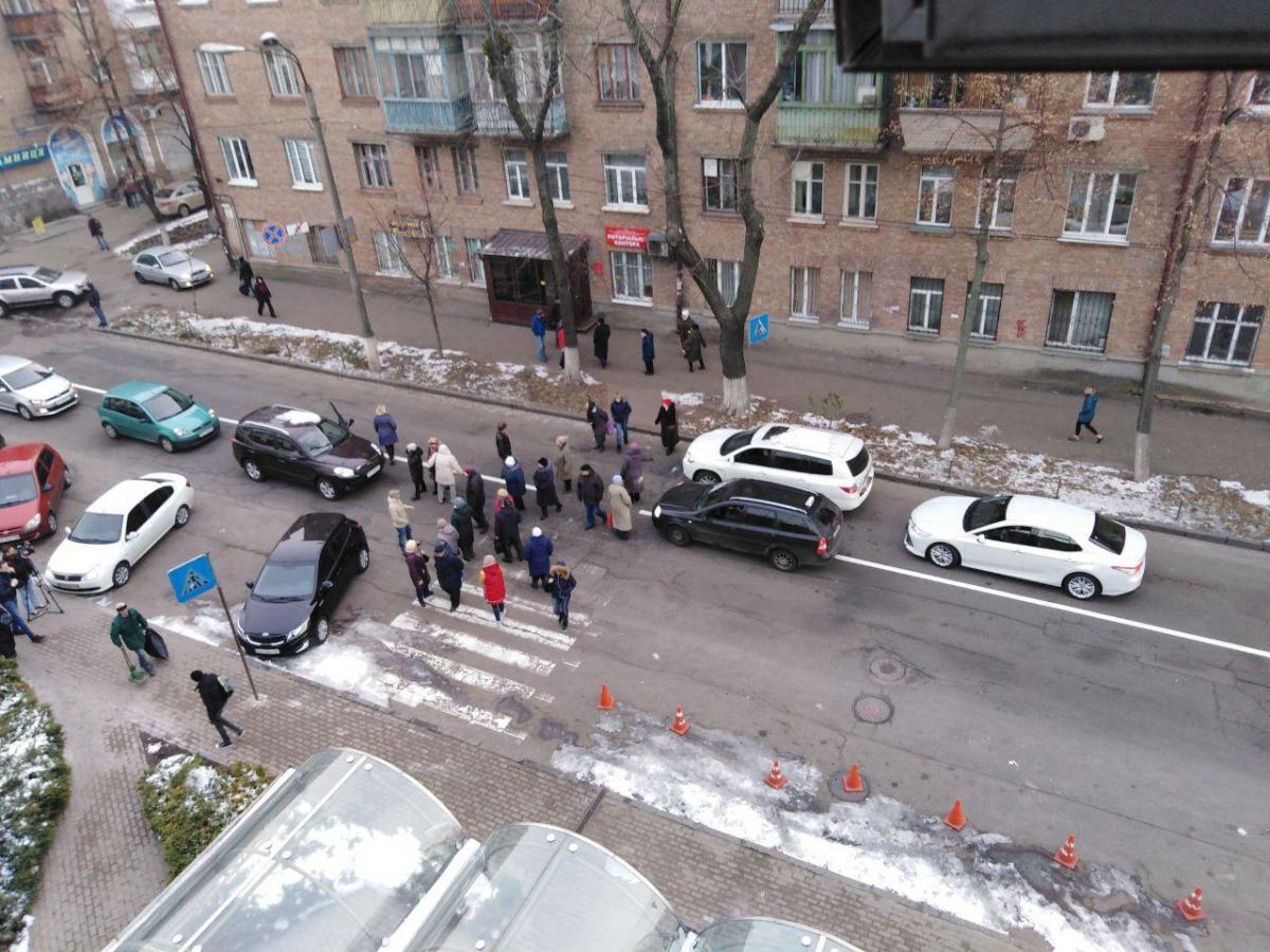 Температура повітря у Києві зараз складає -4 градуси / 112.ua