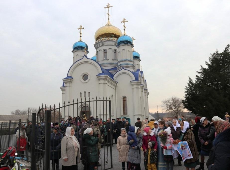 Храм в честь Благовещения Пресвятой Богородицы / orthodox-kr.org.ua