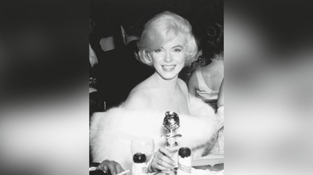 Последние фотографии Мэрилин Монро купили за 41 тысячу долларов в 2019 году