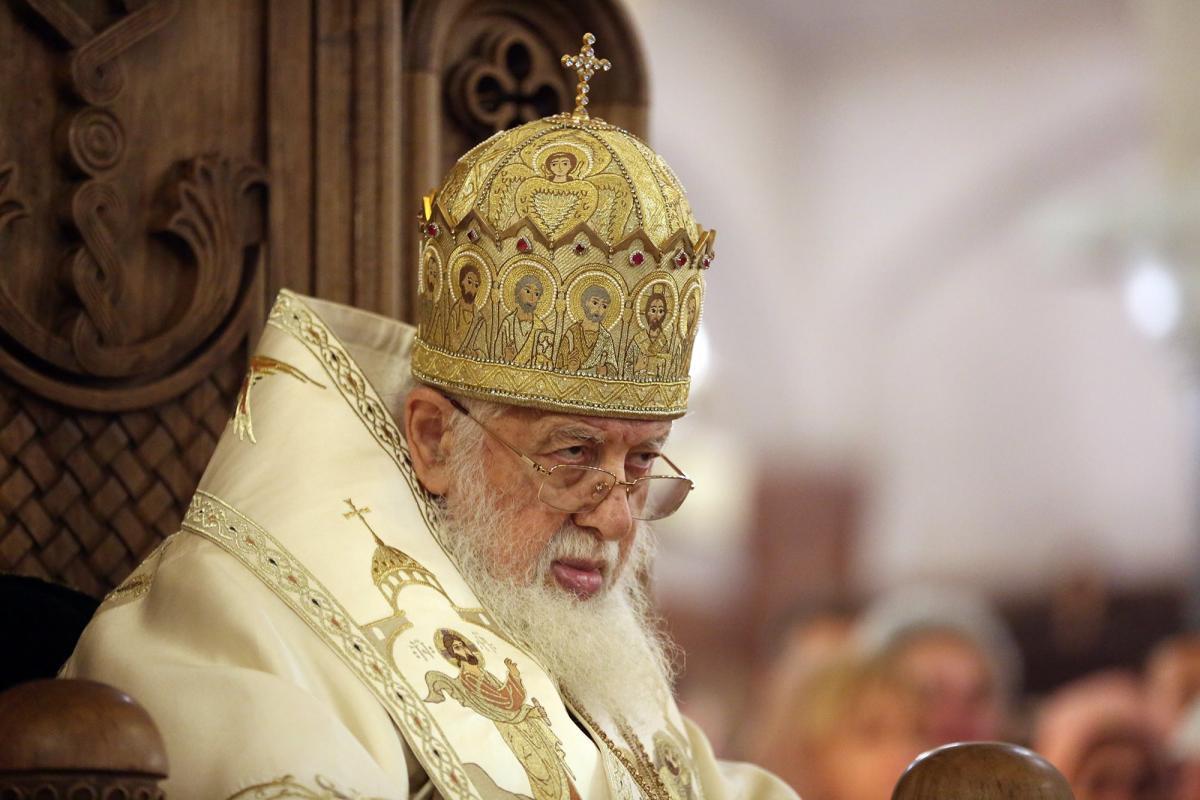 Католикос-патріарх Грузії Ілія / newsgeorgia.ge