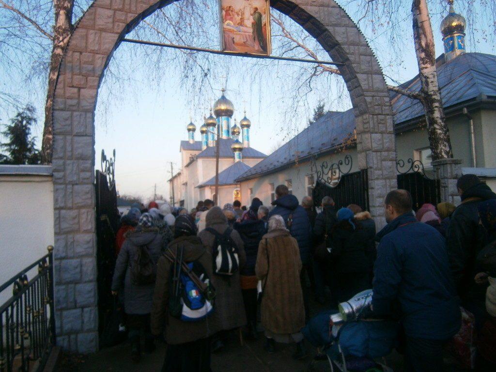 На Закарпатье состоится крестный ход / m-church.org.ua