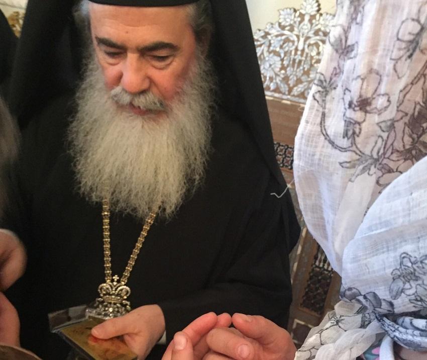 Патриарх Феофил III / news.church.ua