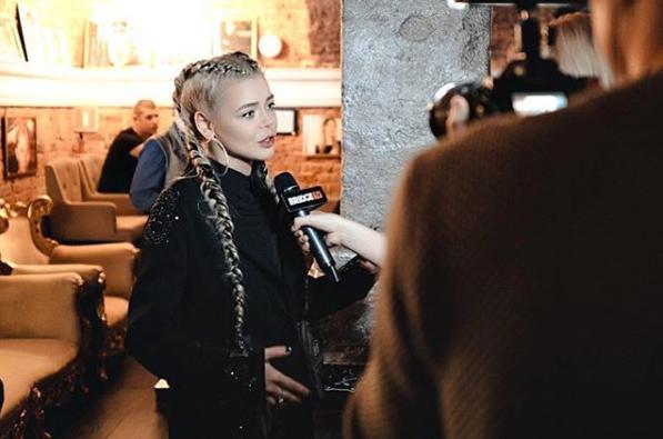 Гросу приезжает в Киев / Instagram Алина Гросу