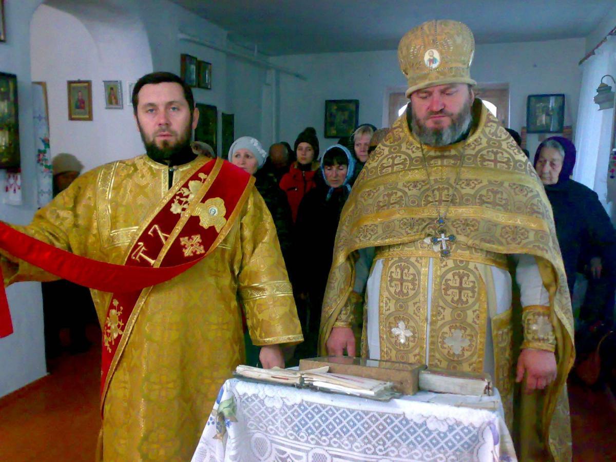 Православні молилися за жертв ДТП / hramzp.ua
