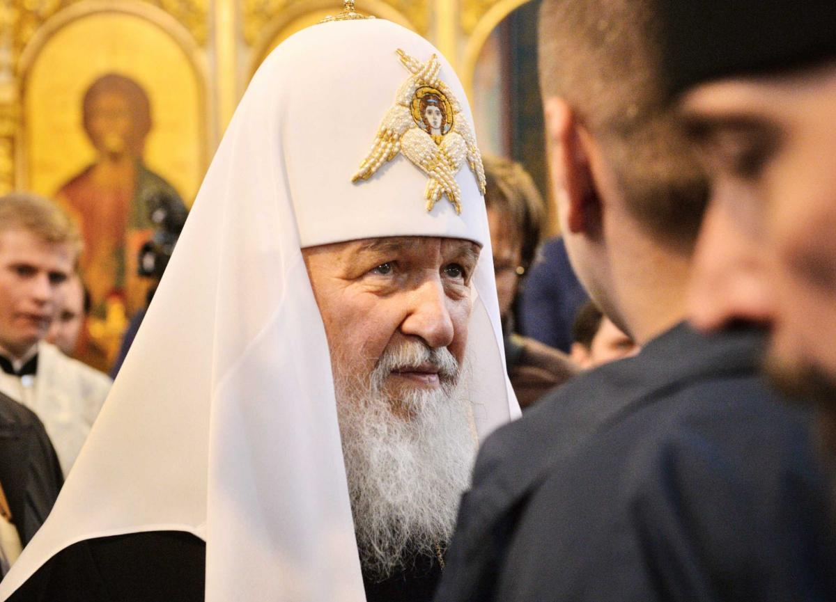 Патриарх Кирилл / patriarchia.ru