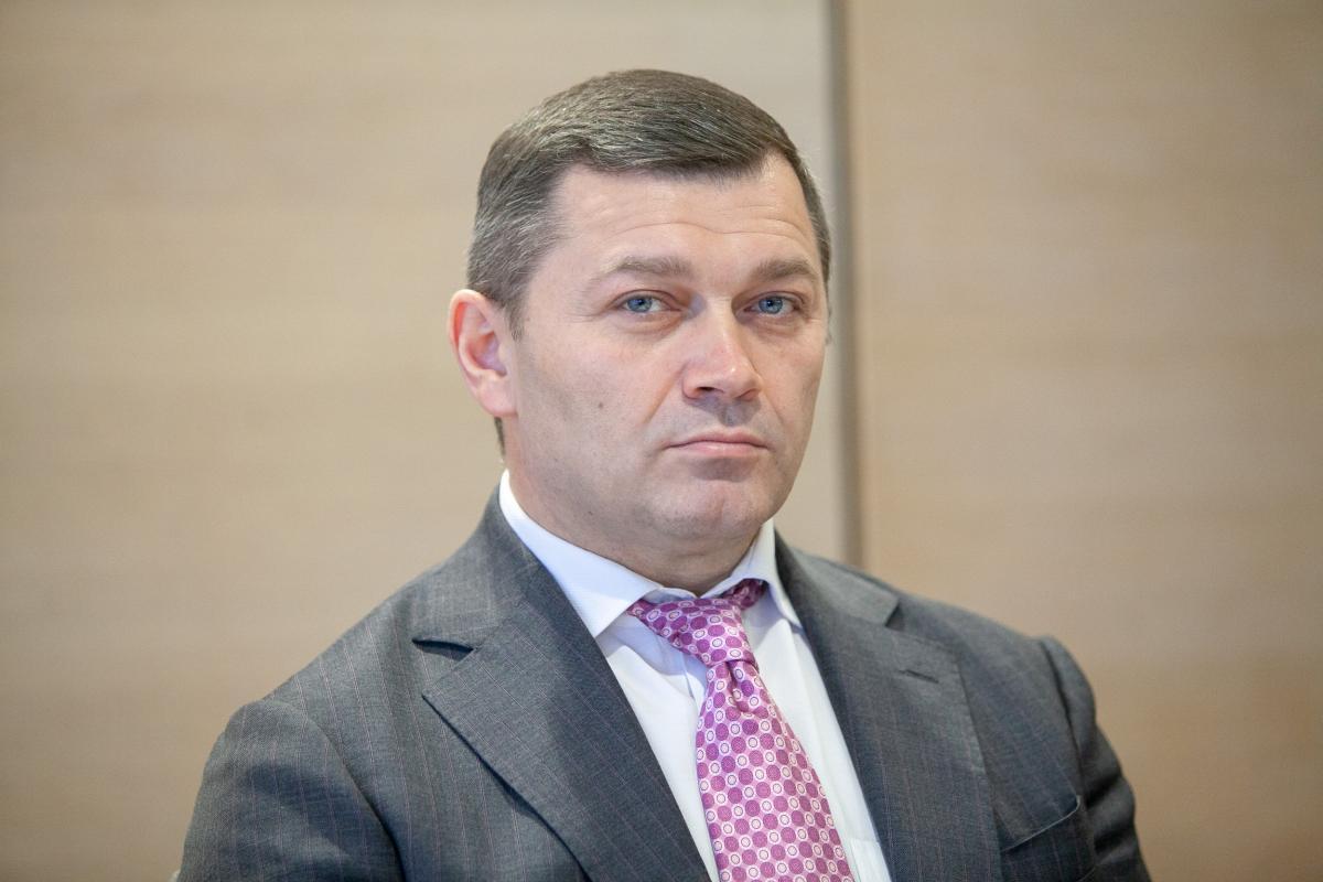 Поворозник: Киев имеет высокий потенциал для создания вокруг себя Агломерации / kyivcity.gov.ua
