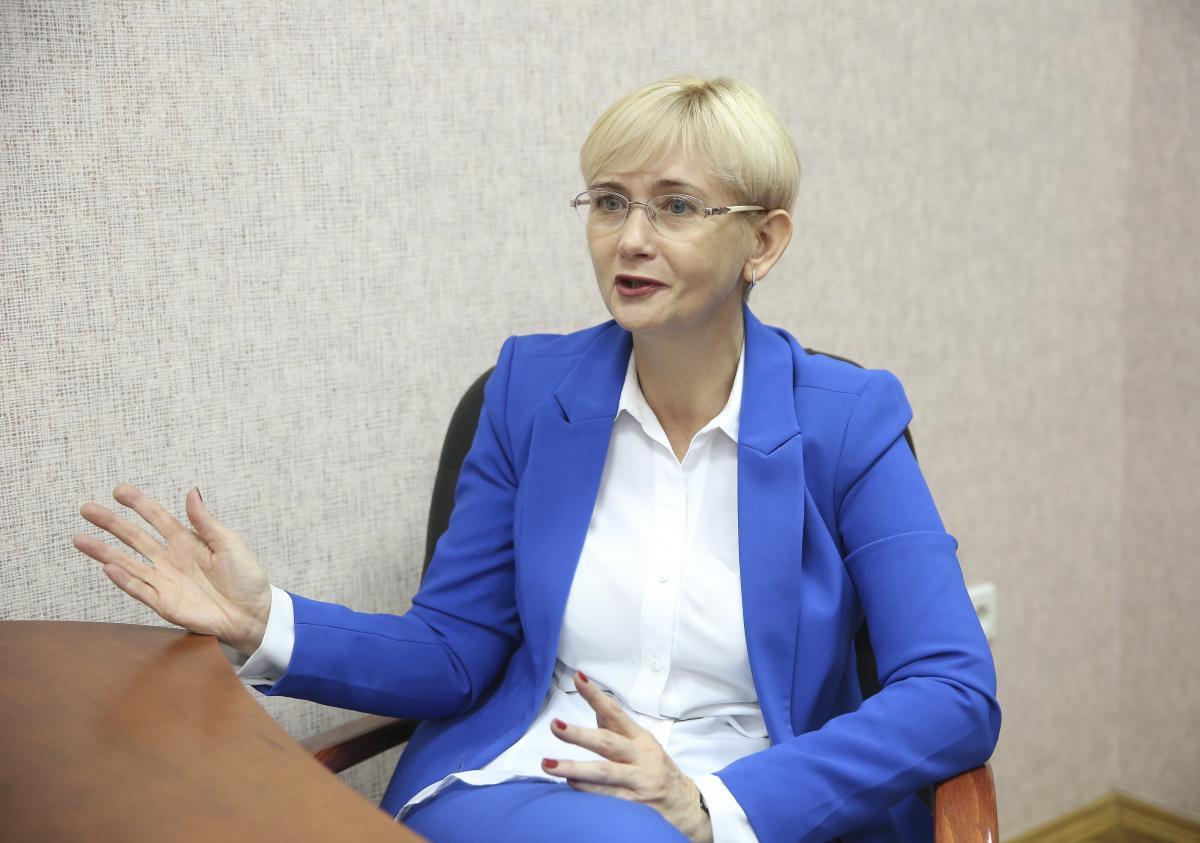 Горюнова считает, что на сегодняшний день в России нет политиков, готовых вернуть Крым Украине / фото УНИАН