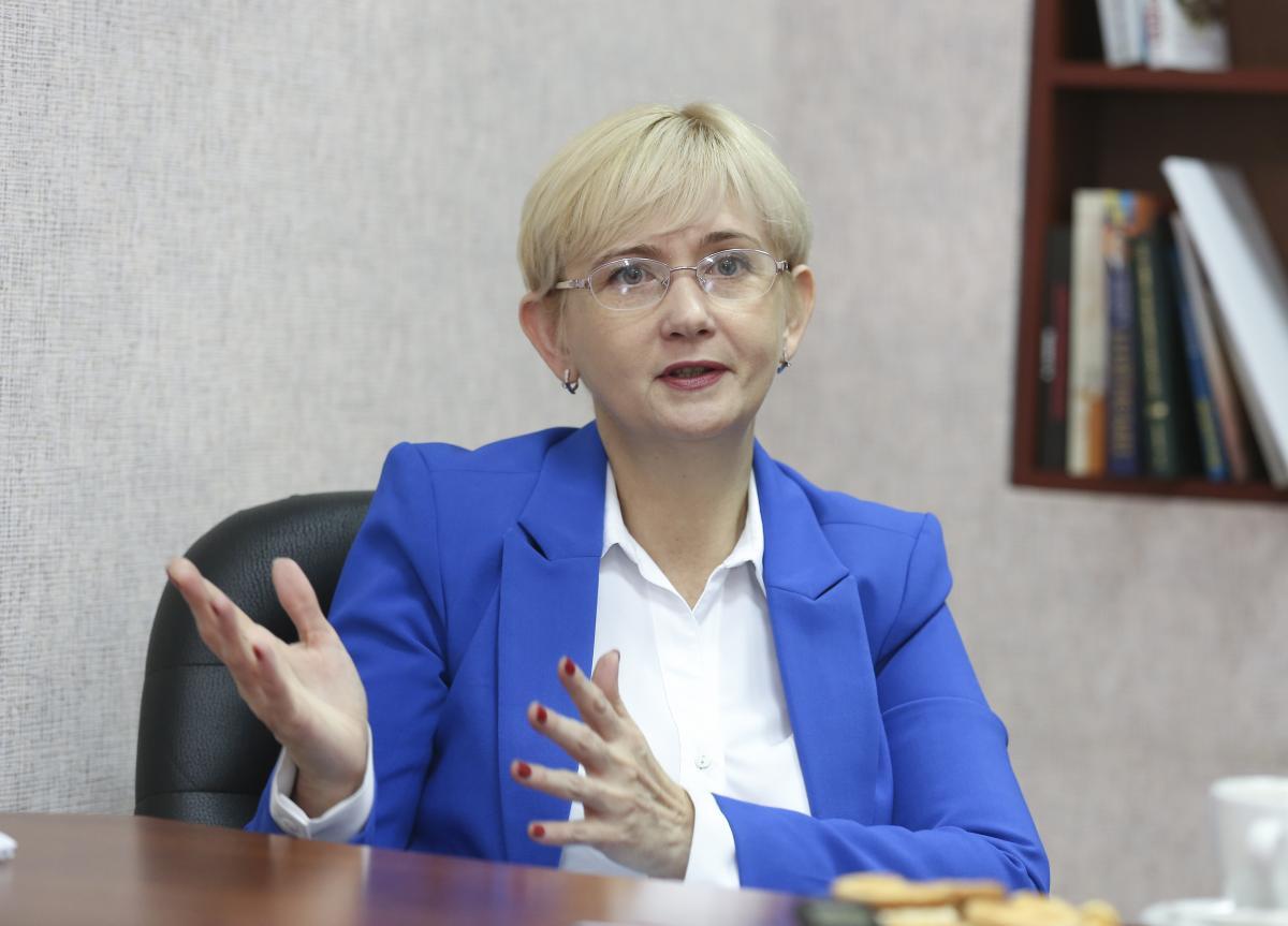 Горюнова считает, что Борис Немцов был единственным в России политиком, который открыто призывал вернуть Крым Украине/ фото УНИАН