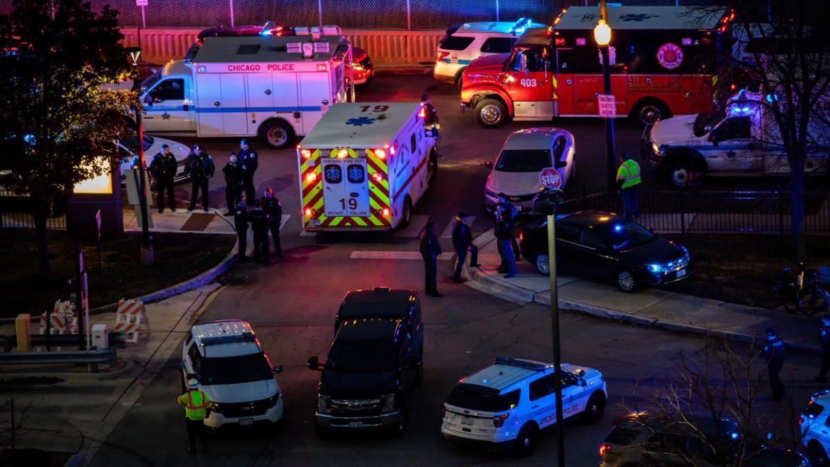 В США в больнице произошла стрельба / Zbigniew Bzdak / Chicago Tribune