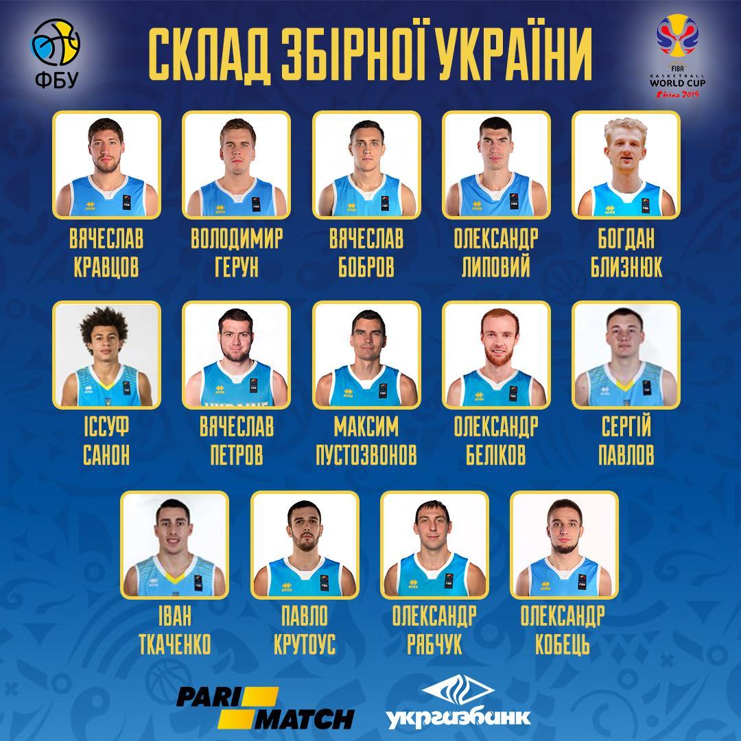 Тренерский штаб сборной Украины определился с составом на ближайшие матчи / fbu.ua