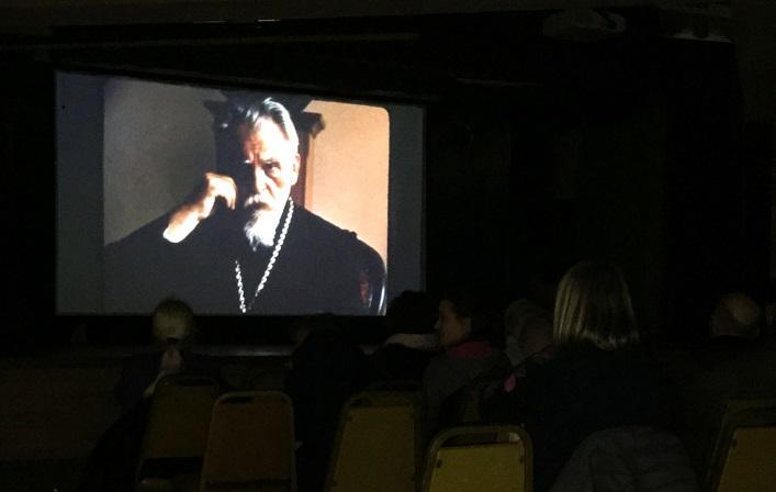 У Чикаго відбувся допрем'єрний показ фільму «Блаженніший»/ news.ugcc.ua