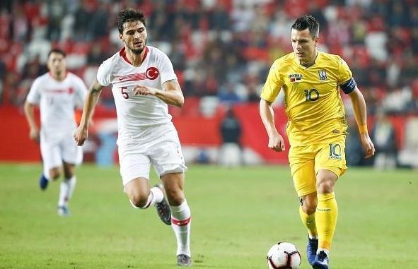 Збірні України та Туреччини обійшлися без голів в очному матчі / sport.ua